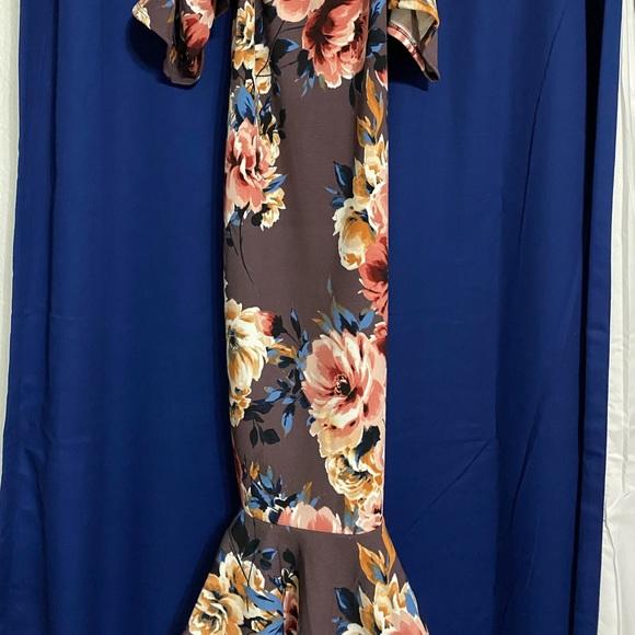 Vici collection mi amor midi dress